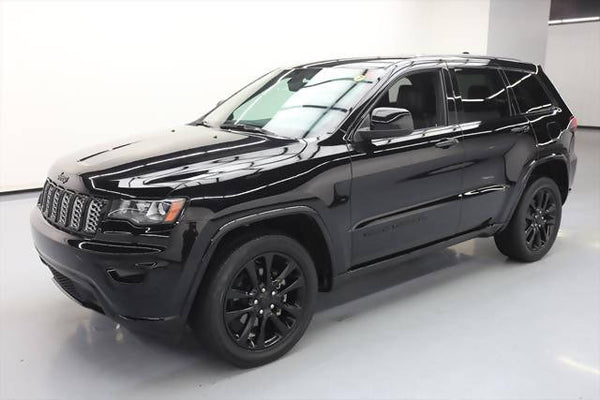 2017 Jeep Grand Cherokee 4x2 Altitude 4dr SUV