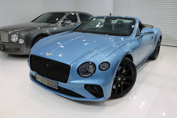 Bentley GTC W12