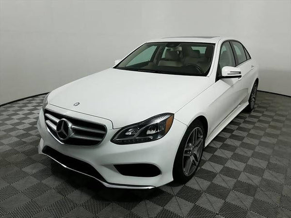 2016 Mercedes-Benz E 350 4MATIC