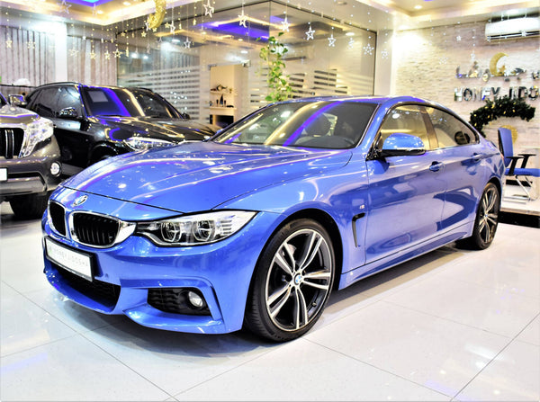 AMAZING BMW 430i Gran Coupe