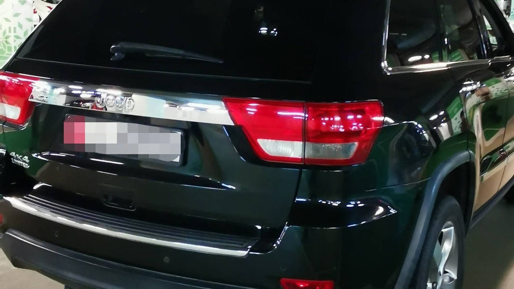 Jeep Grand Cherokee 2012 Limited