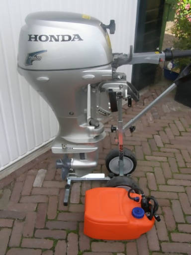 Honda BF10 9.9-HP Outboard Boat Engine