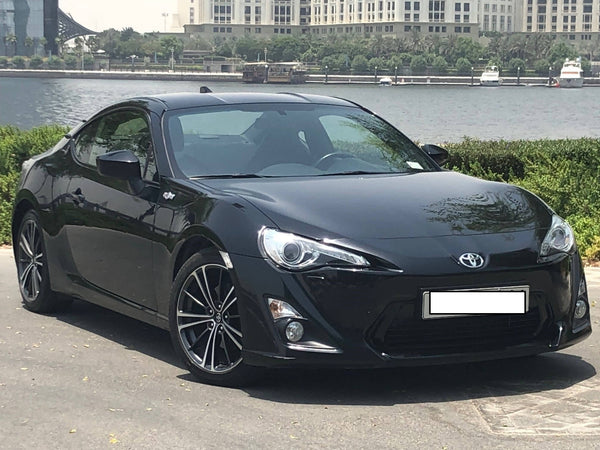 Toyota FT86 VTX Black