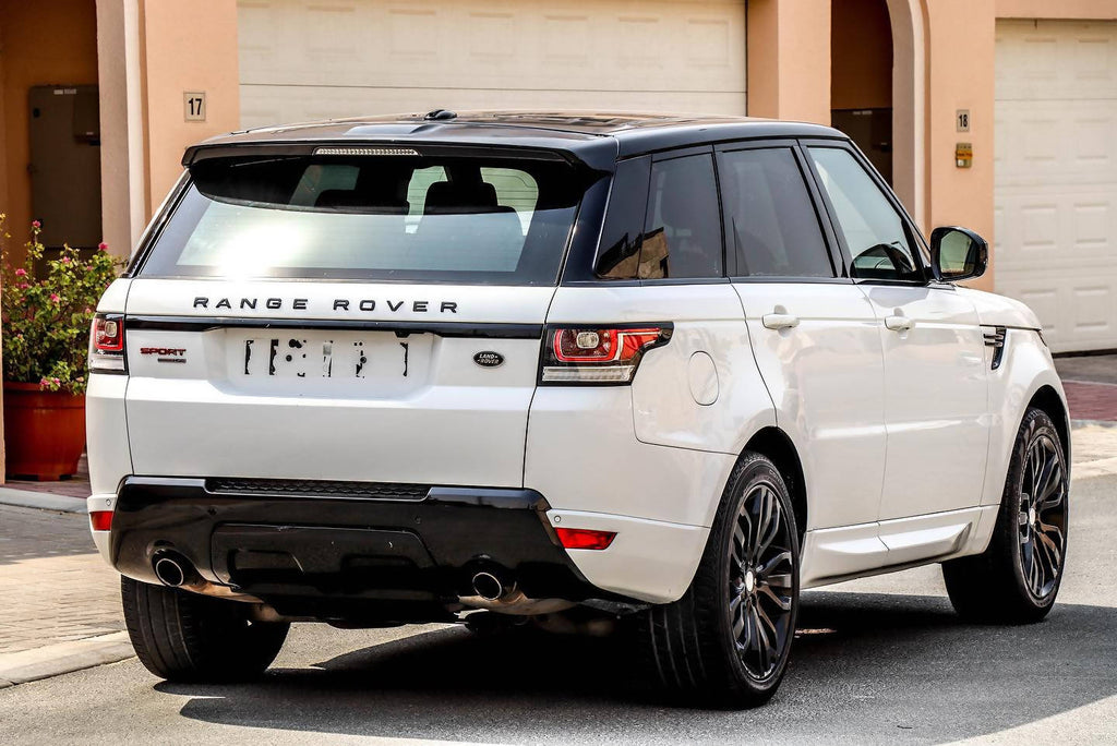 Range Rover Sport HSE (Supercharged Kit)