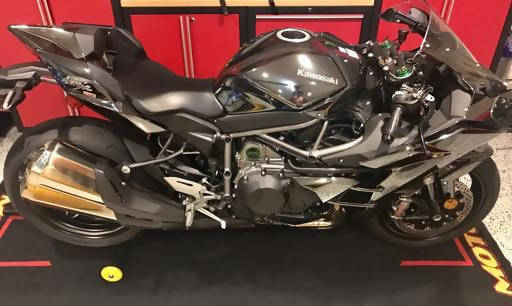 2016 Kawasaki Ninja H2 Supercharger for sale