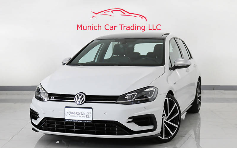 Volkswagen Golf R 2018 GCC – May 2023 Volkswagen Warranty