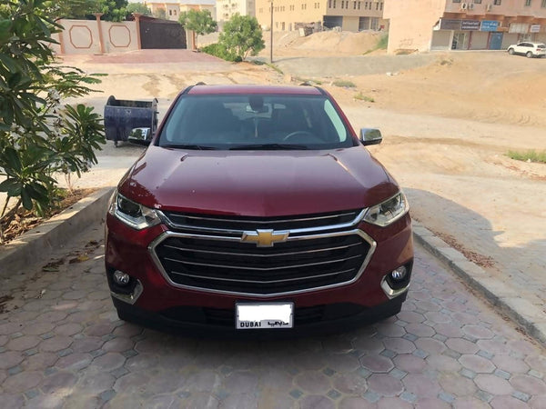 Chevrolet Traverse 2018 3LT Full Options