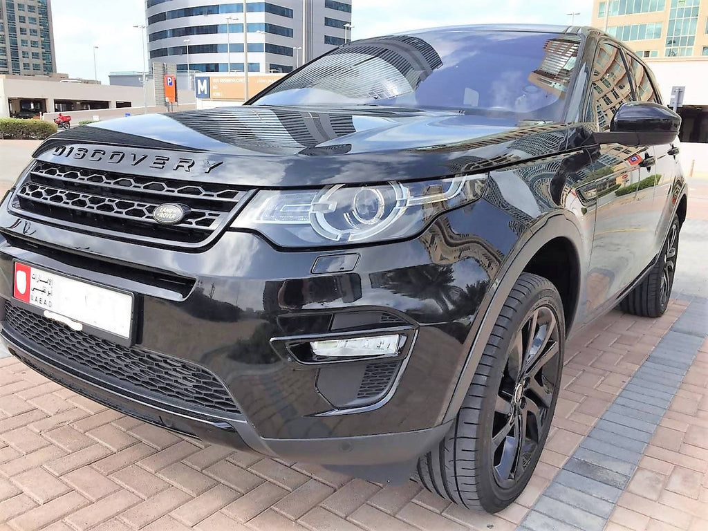 2016 Land Rover Discovery Sport HSE Lux, Under Warranty!