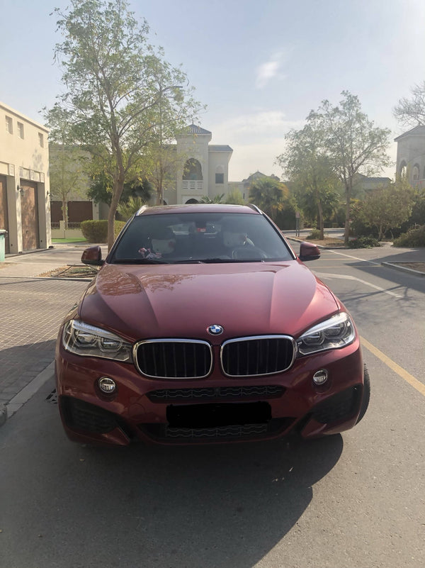 Fully Optioned BMW X6 Drive35i