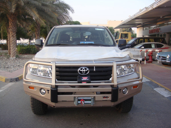 Front Bumpers for Toyotas land cruiser 200 series
