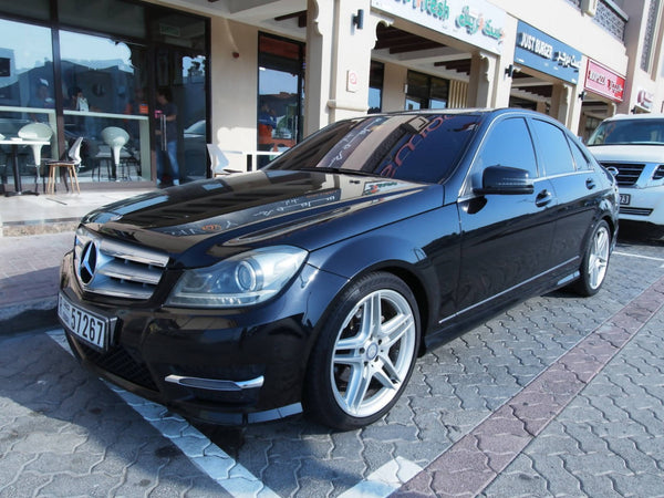 Mercedes Benz C200 AMG Kit