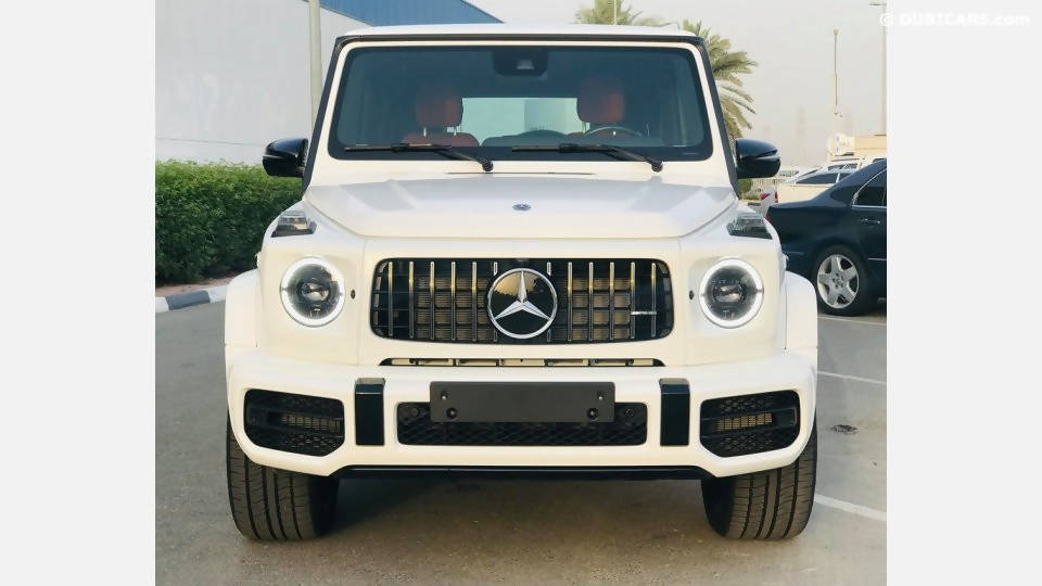 Mercedes-Benz G 63 AMG Black Edition
