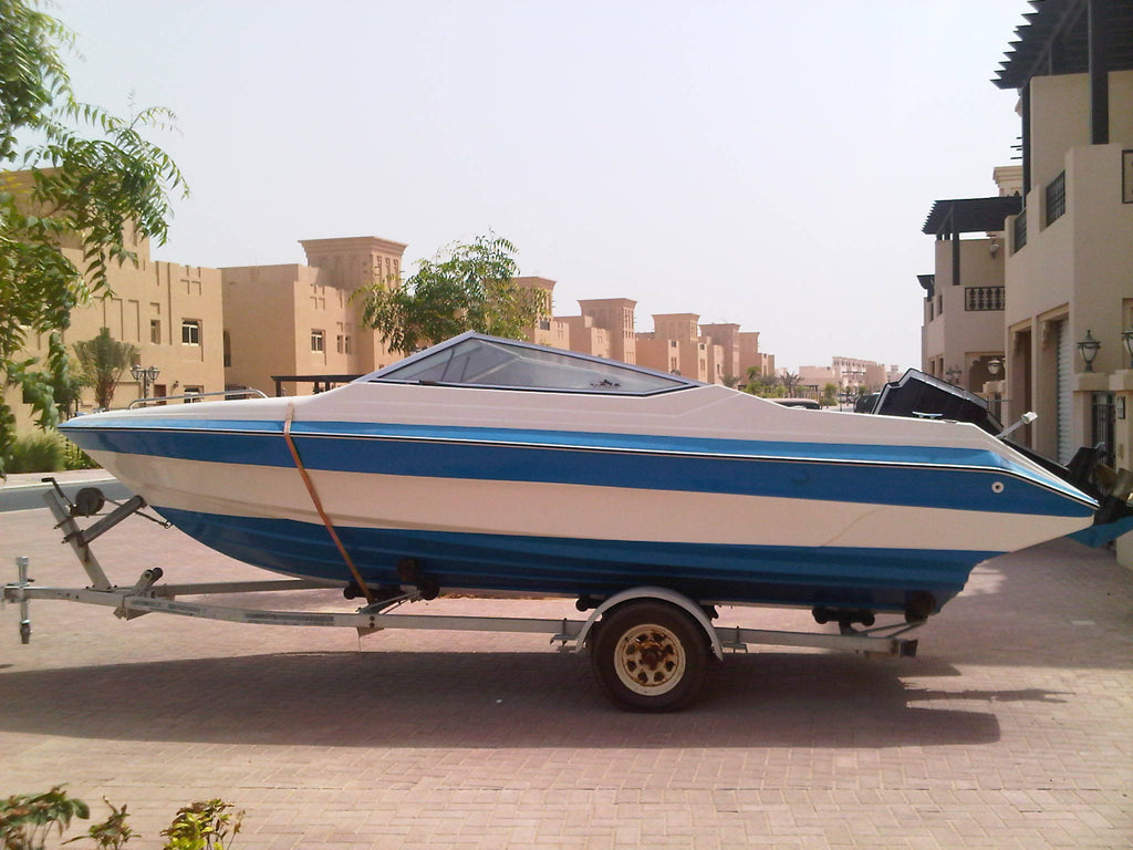 21ft Al Shaali Marine Powerboat