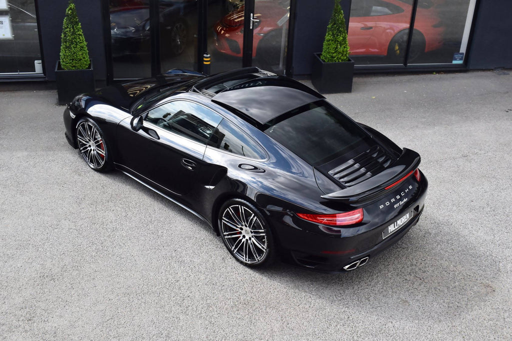 Porsche 911 3.8 991 Turbo PDK