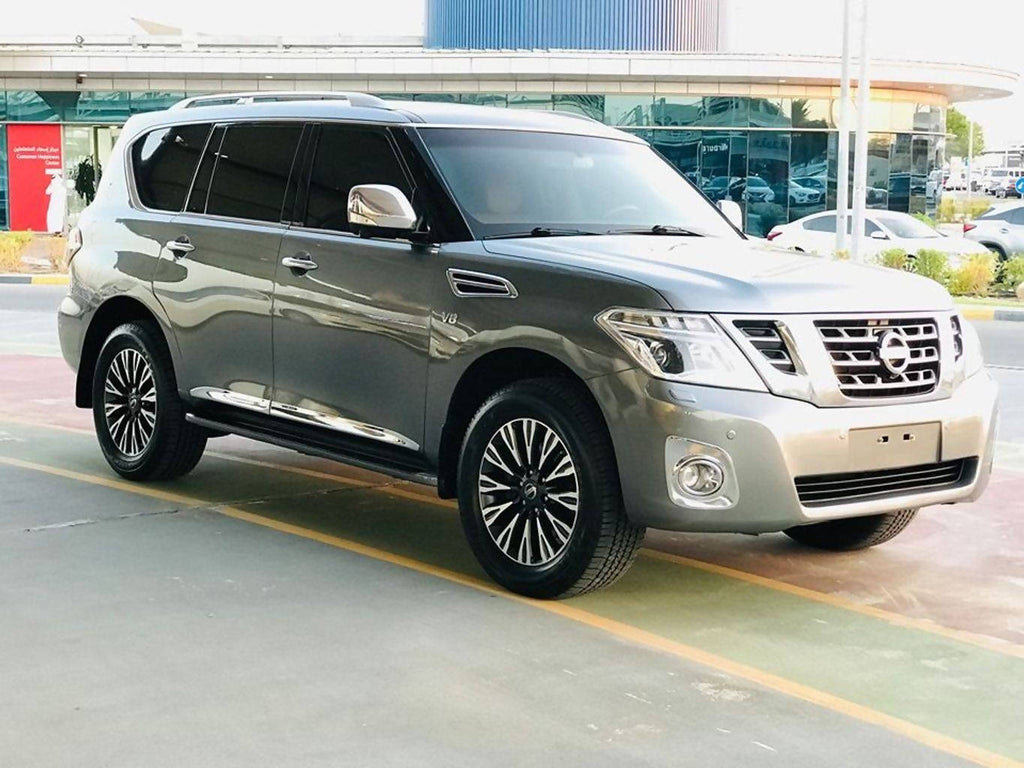 Nissan Patrol from Royal Motors