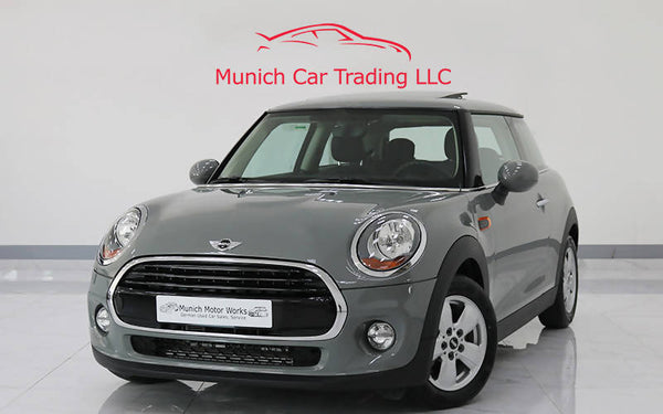 Mini Cooper 2017 – 0km/3 Year Warranty + Service Package!