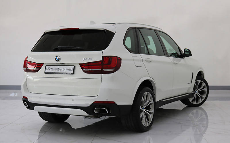 BMW X5 50i 2014 GCC – Warranty/FSH!