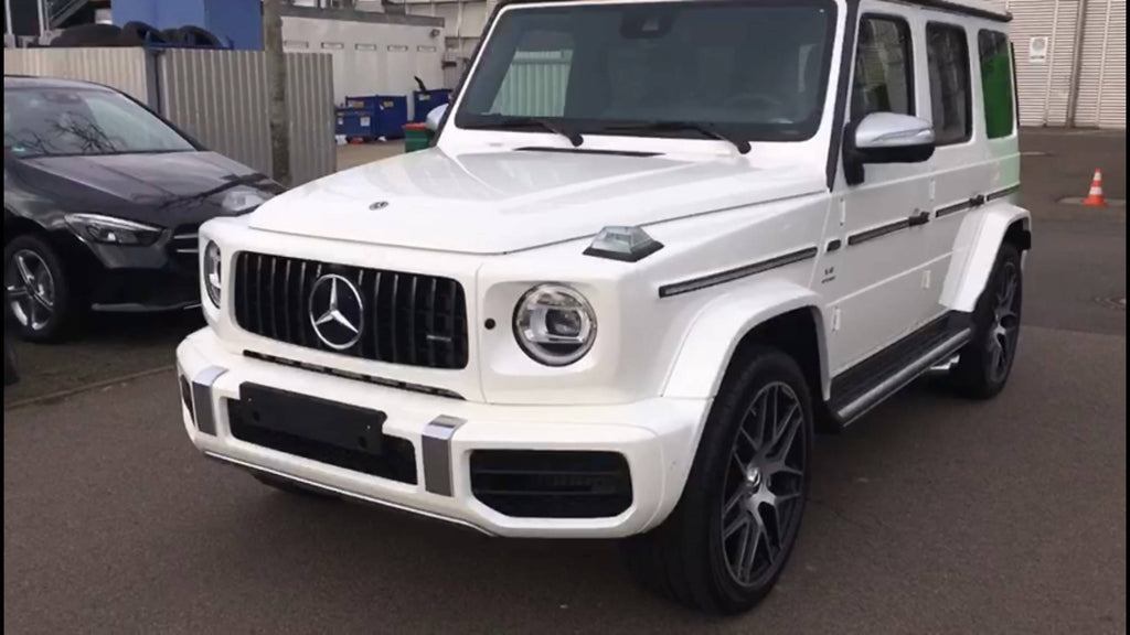 G 63 Model 2020 new with 0 Km, g63
