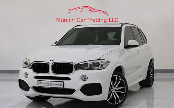 BMW X5 xDrive35i M Sport 2014 GCC – Warranty/Fully loaded!