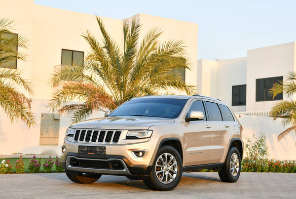 Jeep Grand Cherokee Limited 5.7L V8
