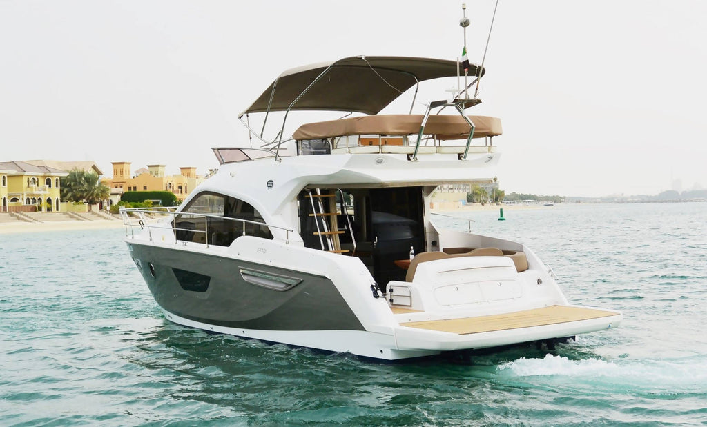 2014 Sessa Marine 42 Fly