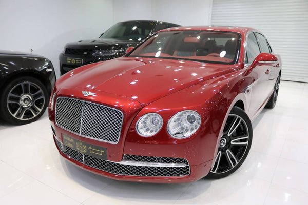Bentley Flying Spur Couture W12
