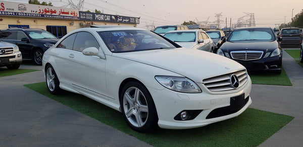 M.BENZ CL 550 AMG KIT