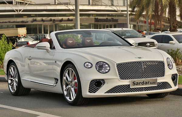 Bentley Continental GTC FIRST EDITION 2020