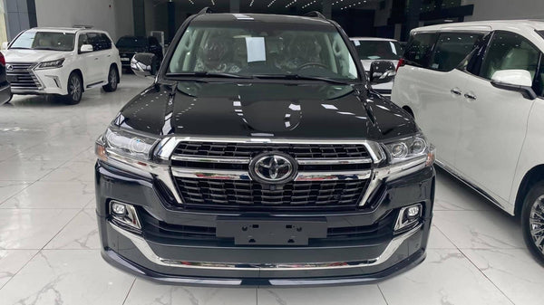 toyota land cruiser VXR 2021
