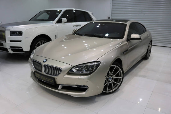 BMW 650 I Gran Coupe