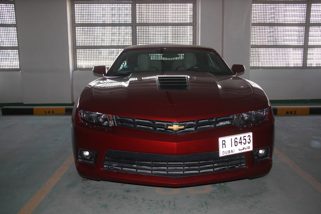 Chevrolet Camaro SS Convertible V* 6.2L Automatic 2014 Top of The Range 13000 Km