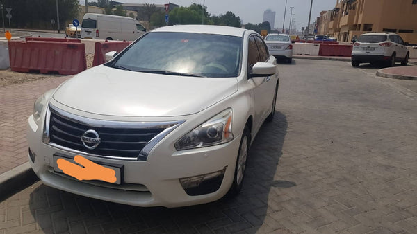 Car - Nissan Altima 2015 for sale