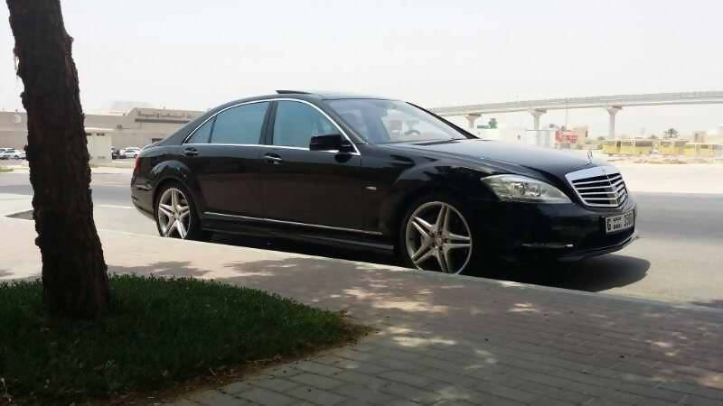 2012 Mercedes Benz S500 Full Options