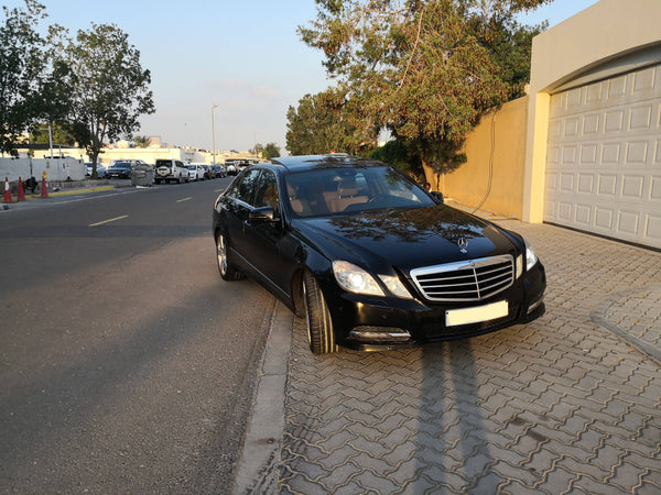 Mercedes-Benz E-300 Avantgarde, 3.0L Full Option, GCC Specs
