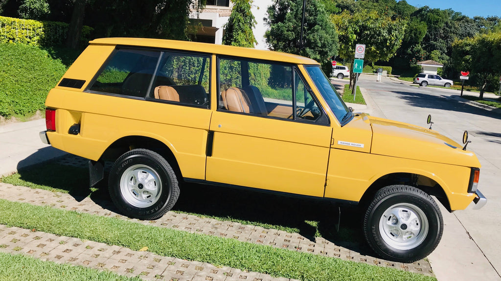 Land Rover Range Rover 1978 - 2 Door