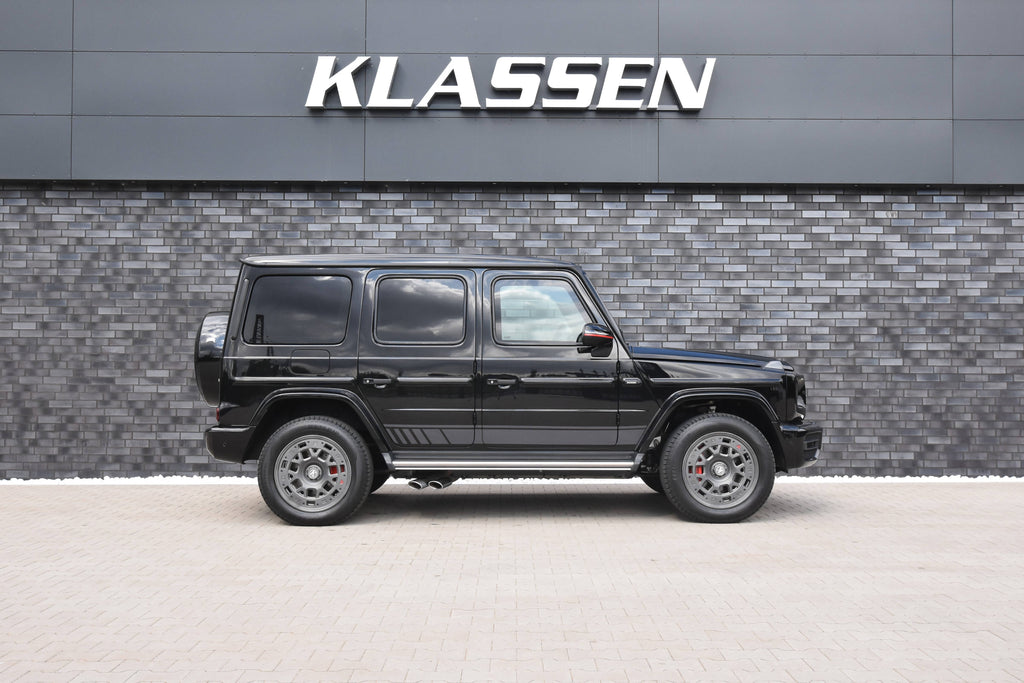 Mercedes - Benz G63 AMG KLASSEN BUNKER Armored VR8 EDITION ONE MGR_1438