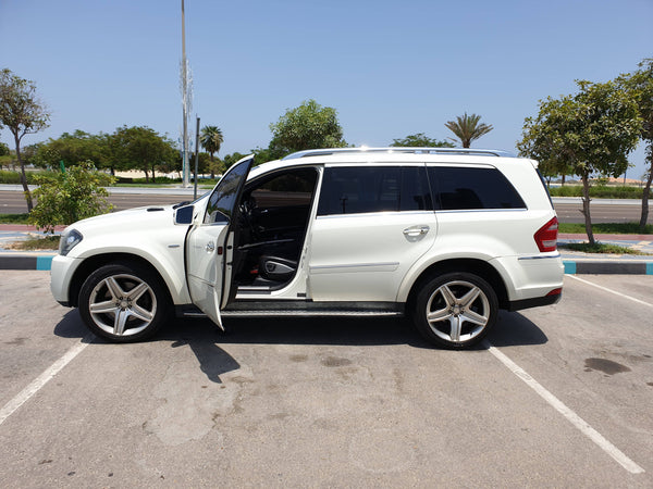 2012 Mercedes GL 500 Grand Edition