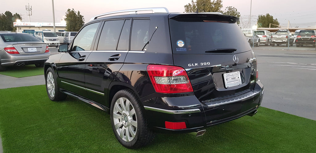 M.BENZ GLK300 - 2012- 55000 KM - JAPAN IMPORTED SUPPER CLEAN CAR - COMPREHENSIVE MAINTENANCE - NEW TIRES