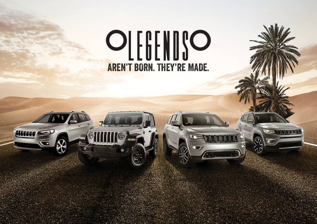 Special Offer - Jeep - Trading Enterprises