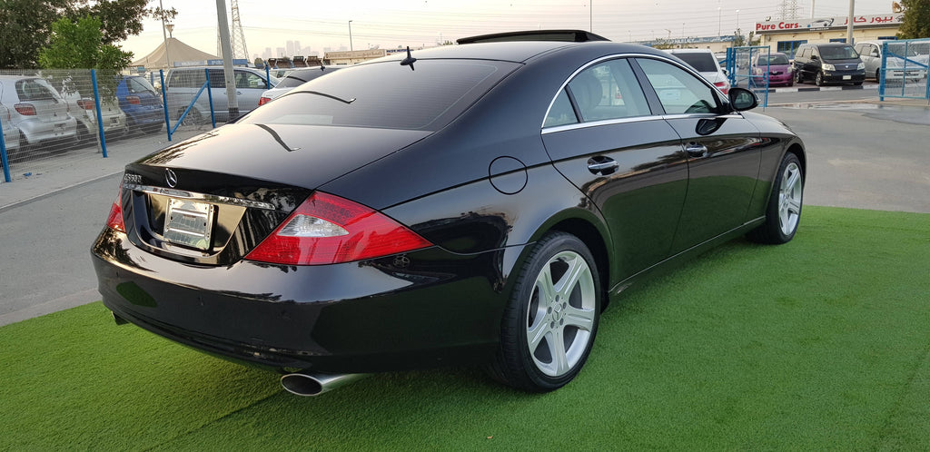 CLS 500 - 2006- 48000 KM - JAPAN IMPORTED SUPER CLEAN CAR - COMPREHENSIVE MAINTENANCE - NEW TIRES