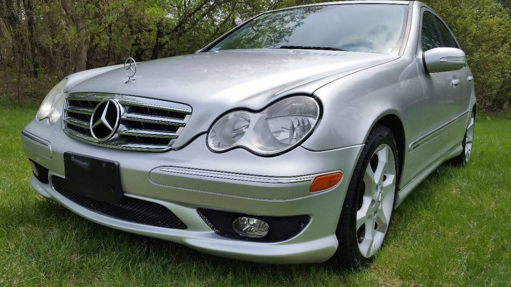 Buy Used C-Class Mercedes-Benz 2007