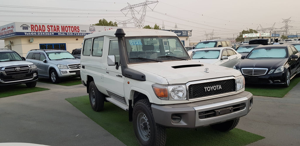 LAND CRUISER - HARD TOP / V8 DSL - 2020