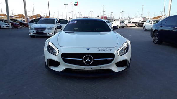 Mercedes AMG GT S 2015
