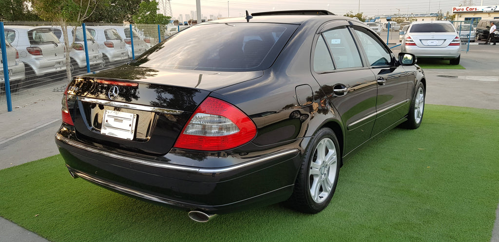 E 350 - 2009 - 73413 KM - JAPAN IMPORTED SUPPER CLEAN CAR - COMPREHENSIVE MAINTENANCE - NEW TIRES