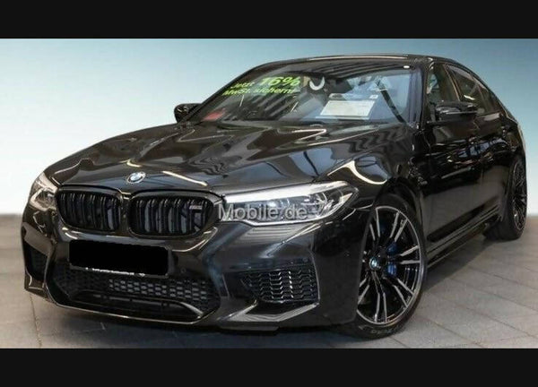 BMW M5 COMPETITION 2019 IMPORT