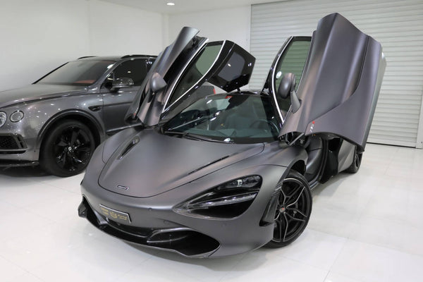 McLaren 720S **LAUNCH EDITION**