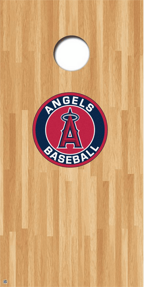 Anaheim Angels Cornhole Decals MLB Cornhole Decals Buy 2 Get 1 FREE