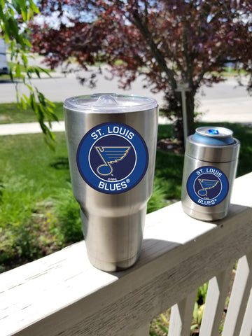 Blues Tumbler Decals fits 30oz & 20oz Tumblers Buy 2 Get 1 Free! Free Shipping!