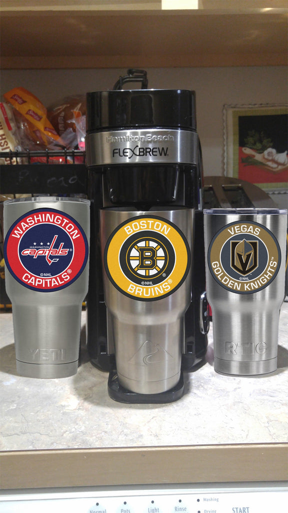Bruins Tumbler Decals fits 30oz & 20oz Tumblers Buy 2 Get 1 Free! Free Shipping!