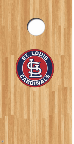 St. Louis Cardinals Cornhole Decals MLB Cornhole Decals Buy 2 Get 1 FREE